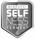 Minőségi selfness termék logo