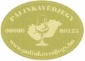 Pálinka védjegy logo