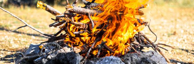 Tűzgyújtási tilalom az alföldi térségben